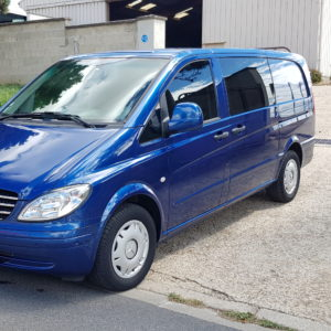 MERCEDES BENZ VITO 5 PLACES 120 CDI V6 204 CV